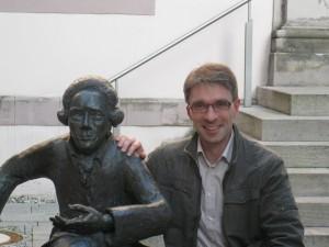 Georg Christoph Lichtenberg und Matthias Heiduk